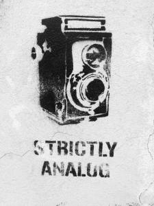 strictly analog