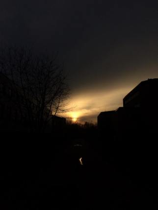 light hidden in darkness