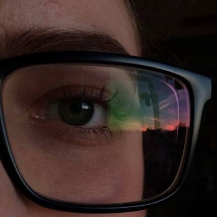 L eye